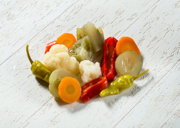 MIXED PICKLED <br>VEGETABLES