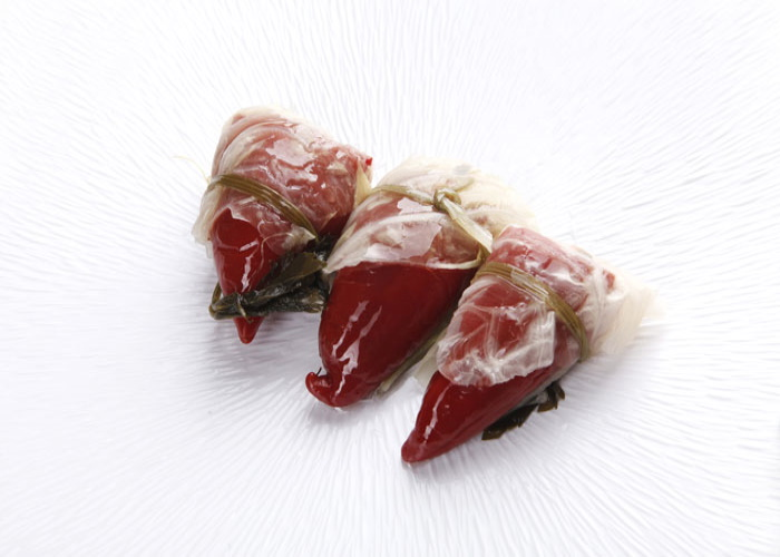 STUFFED PICKLED <br>FLORINA'S PEPPER